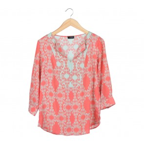 The Limited Multi Colour Floral Blouse