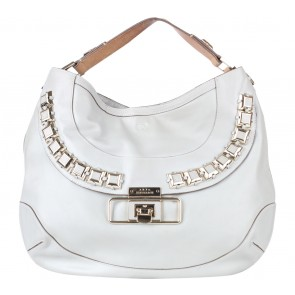 Anya Hindmarch Grey Shoulder Bag