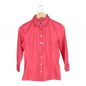 Banana Republic Red Shirt