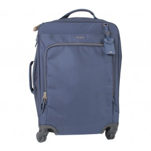Tumi Blue Luggage and Travel