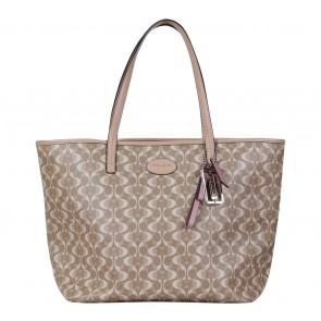 Coach Brown Tote Bag