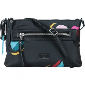 Fossil Black Sling Bag