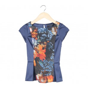 Dorothy Perkins Dark Blue Blouse
