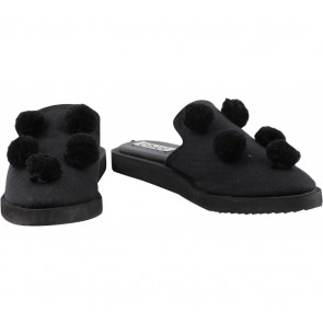 Chiel Black Kodu Sandals