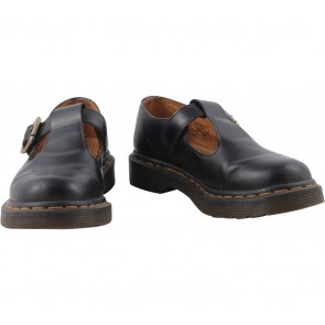 DRMARTENS Black Mary Jane Boots