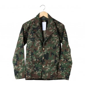 Cozymarkets Green Army Jacket