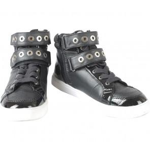 Aldo Black And White Bastion Sneakers