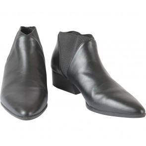 Mango Black Boots