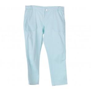 Mango Green Jeans Pants