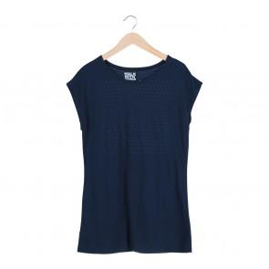 Walk with Grandam Blue T-Shirt
