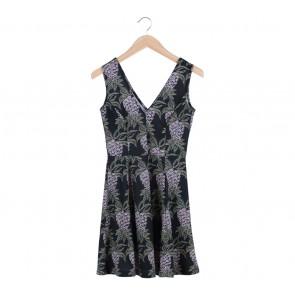 H&M Multi Colour Mini Dress