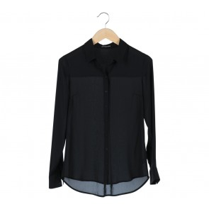 Express Black Basic Shirt