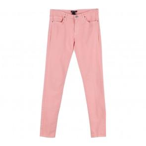 Mango Peach Skinny Jeans Pants