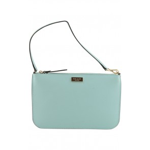 Kate Spade Green Mini Clutch