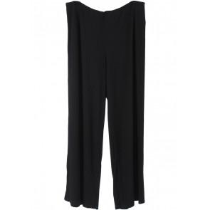 Zara Black Culottes Pants