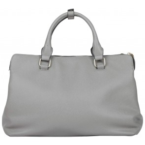 Zara Grey Satchel