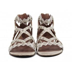 Alaa Grey Sandals