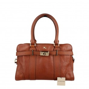 Burberry Brown Tote Bag