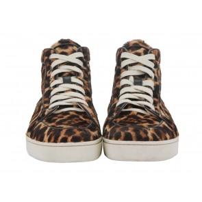 Christian Louboutin Brown Sneakers