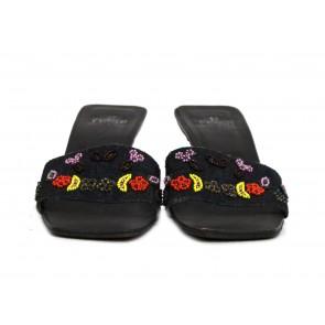 Fendi Brown Sandals