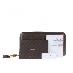 Gucci Brown Ladies Wallet