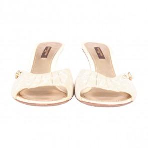 Louis Vuitton Beige Sandals