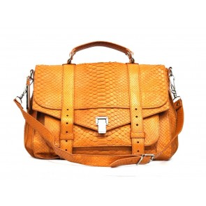 Proenza Schouler Orange Sling Bag