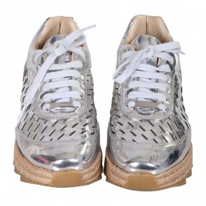 Stella McCartney Silver Sneakers