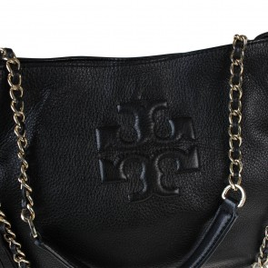 Tory Burch Thea Shoulder Bag in Black