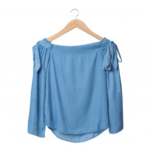 Kivee Blue Blouse