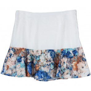 Multi Colour Floral Skirt