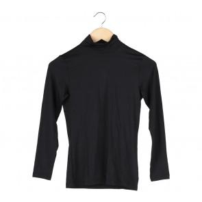 UNIQLO Black Heat Tech T-Shirt