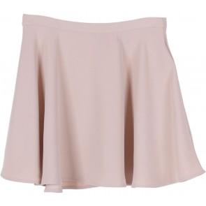 Forever 21  Cream Flare Skirt