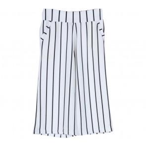 H&M  White Stripes Pants