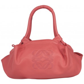 Loewe Orange Napa Aire - Medium Shoulder Bag
