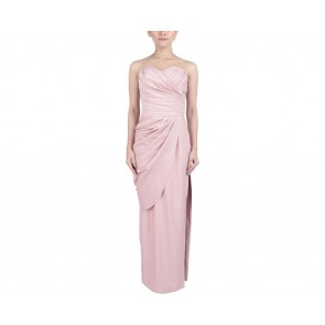 Joel Yonathan Pink Drapped Long Dress