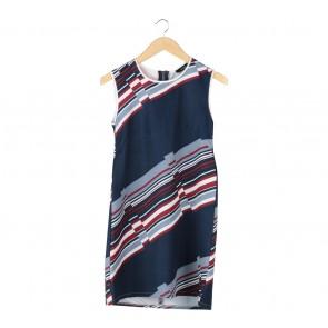 MDS Multi Colour Mini Dress
