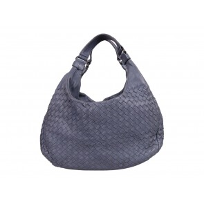 Bottega Veneta Blue Shoulder Bag
