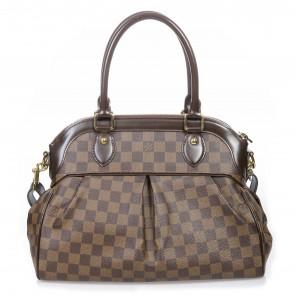 Louis Vuitton Brown Tote Bag
