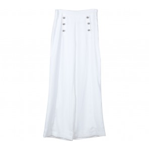 Stradivarius Off White Pants