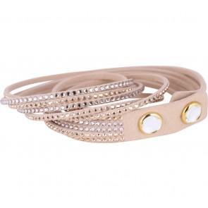 Swarovski Beige Jewellery
