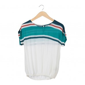 Pull & Bear Multi Colour Blouse