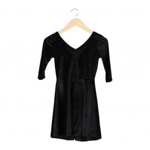 Cloth Inc Black Mini Dress