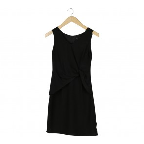 Cloth Inc Black Sleeveless Mini Dress