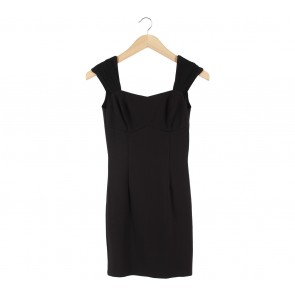 Cloth Inc Black Mini Dress
