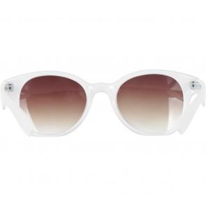 Mango White Sunglasses