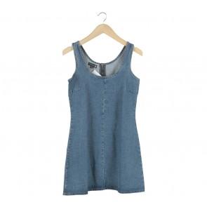 Cotton On Blue Mini Dress