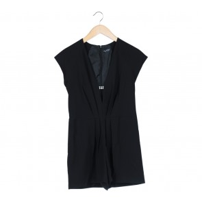 Miss Selfridge Black Jumpsuit