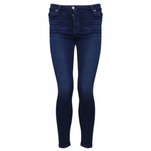 7 For All Mankind Blue Pants