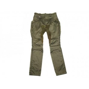 Balenciaga Green Pants
